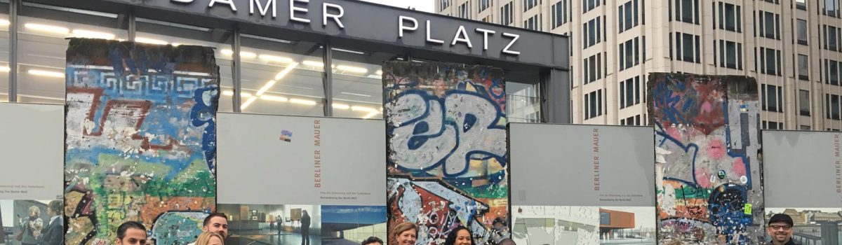 Berlin and Beyond: How an Immersive, Cross-Disciplinary Program Helped Me Better Understand My Goals for a Career in Law